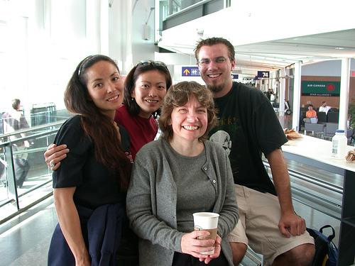 ASMS 2003 airport
