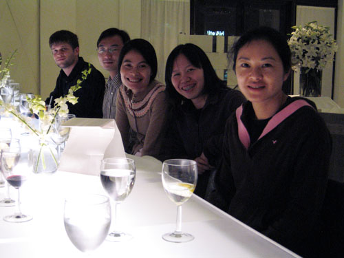 Eurochow restaurant